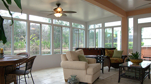 Glass Sunroom Enclosures Florida Georgia Windows And Doors